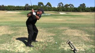 Whole Brain Golfer - Most Compact Swing in Golf - Hammer Man Lavery