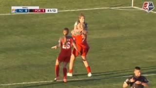 Highlights: Lindsey Horan scores twice as Portland beats Sky Blue FC 2-0