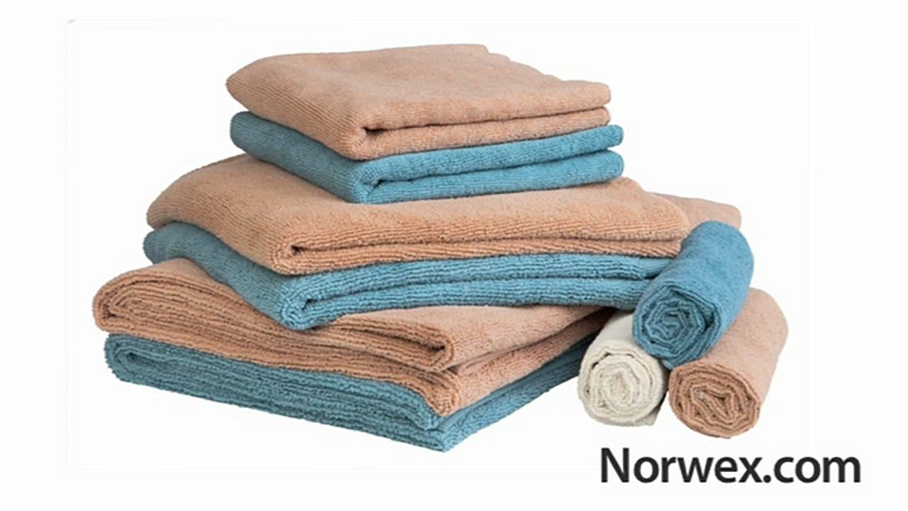 Norwex kitchen and bath towels youtube