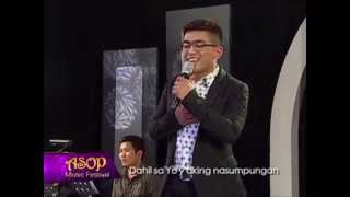 ASOP Song Entry: Biyayang walang hanggan (2nd Weekly Elimination - September 2014)