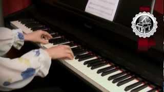 """ELVIS PRESLEY - """"Love Me Tender"""" piano version"""