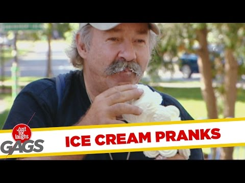 Ice Cream Pranks - Best Of Just For Laughs Gags