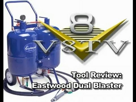 Eastwood Dual Blaster Review V8TV
