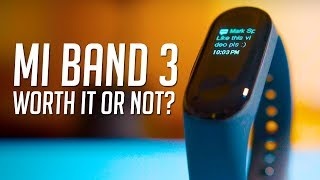 Mi Band 3 Review | Is it the Fitbit KILLER?
