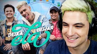Download Lagu REAGINDO A DEIXA ELA BEIJAR -  MATHEUS E KAUAN E MC KEVINHO Gratis STAFABAND