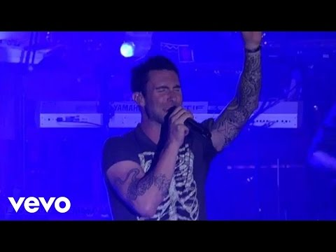 Maroon 5 - Harder To Breathe (Live on Letterman)