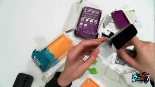 Case SwitchEasy per iPhone 4 / 4S Capsule RebelX e Melt - Unboxing e Recensione