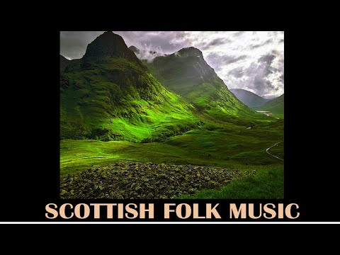 Folk music from Scotland - Black is the colour by Jwana Stevenson and Arany Zoltán Music Videos
