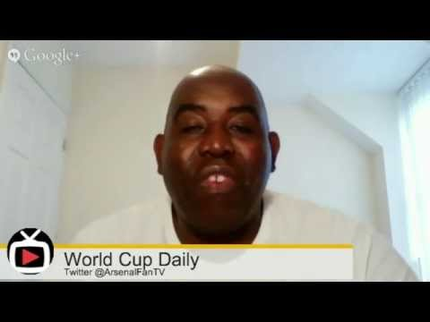 World Cup Daily - Neymar Out of Tournament, Debuchy To Have Medical. AFTV APP: IPHONE : http://goo.gl/1TNrv0 AFTV APP: ANDROID: http://goo.gl/uV0jFB AFTV ONLINE SHOP : http://tiny.cc/el3rrw...