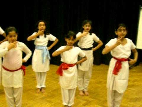 Guru  Brahma, Angikam And  Yatho Hastha Thatho Drishtihi  - Dhyana Shlokas In Bharatanatyam video