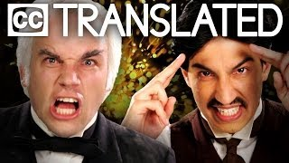 download lagu Translated Nikola Tesla Vs Thomas Edison. Epic Rap Battles gratis