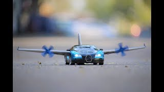 How to make a Helicopter - RC car helicopter