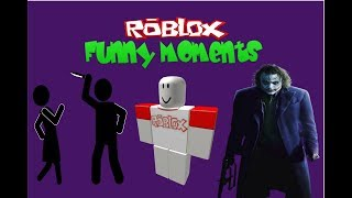 Roblox Funny Moments - Dodgeball, Wink Murder, and Elevator of Horror