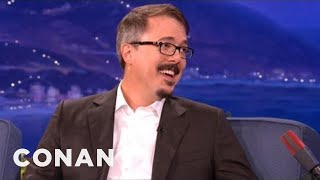 "Vince Gilligan On The Origins Of ""Breaking Bad"" - CONAN on TBS"