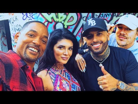 Making the FIFA World Cup Song with Nicky Jam, Diplo & Era Istrefi! | comedy