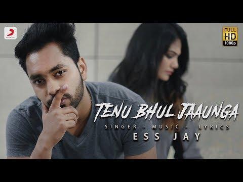 Ess Jay - Tenu Bhul Jaaunga | Latest Punjabi Song 2018