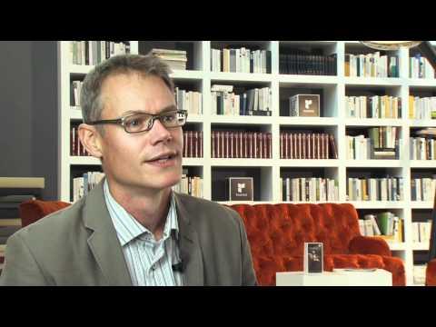 """Literaturfilm-Interview: Dr. Carsten Könneker Zu """"Wissenschaft Kommunizieren"""