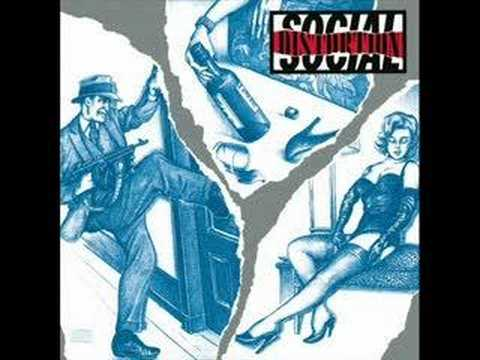 Social Distortion - Let it be me
