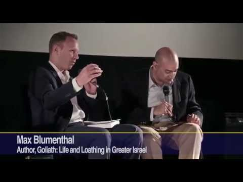 The Future of Palestine: Ali Abunimah & Max Blumenthal in San Francisco