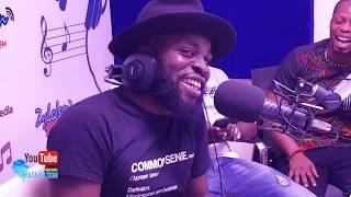 "M.anifest Explains Rapper ""101"" D!SS Song To Sarkodie And Talks More On Relevant Industry Stuff"
