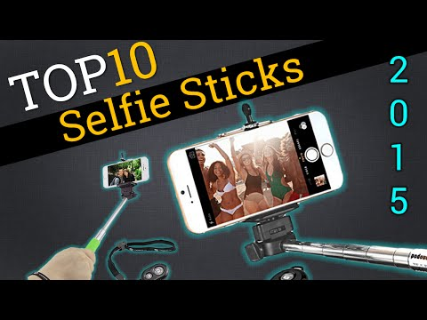 Top 10 Selfie Sticks 2015   Compare The Best Selfie Sticks