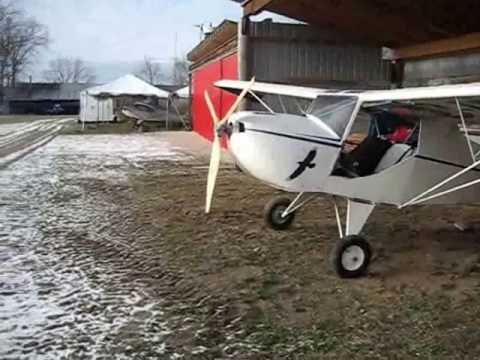 Kitfox Clone - Raven homebuilt airplane RAA Canada Ultralight COPA