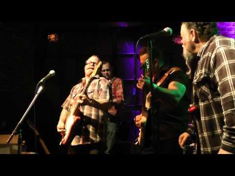 James Harman, Kid Ramos&the 44's band (Brenda Busuttil benefit)