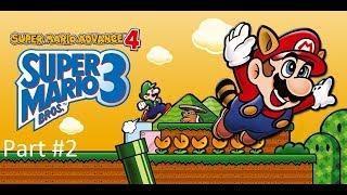 Super Mario Advanced 4 Super Mario Bros 3 Walkthrough Part 2