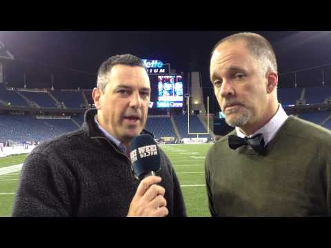 Mike Petraglia, Chris Price on Patriots clinching 2014 AFC East