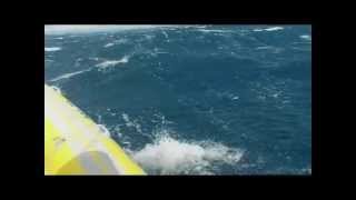 Sea Help - Towing of dismasted sailing yacht