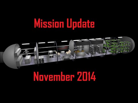 Mars One Mission Update: November 2014