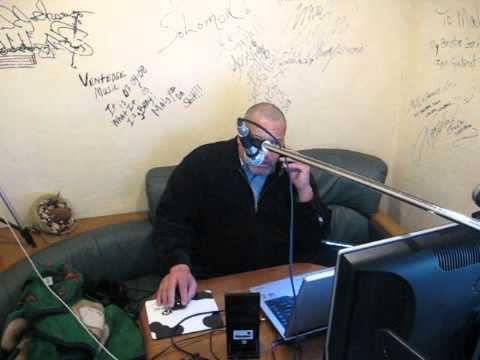 Japan Journal Live Interview with WSTX Radio in Virgin Islands