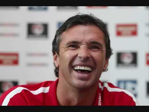 5 Live Sport Announce Death of Gary Speed (1969-2011)