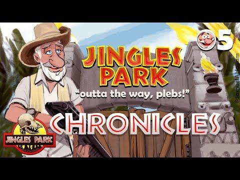 Jurassic World Evolution - Chronicles
