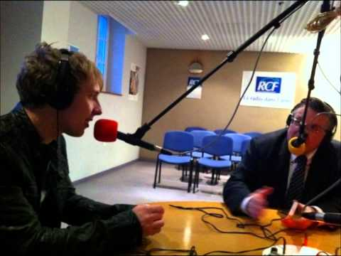 Interview de Mikl Mayer sur RCF Radio