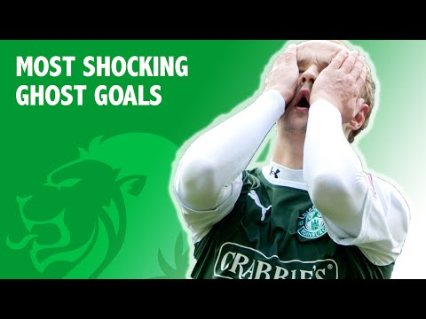 Most Shocking Ghost Goals // SPFL Extra