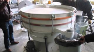 150 ve 250 Mikron Talk Eleme - TALC SIEVING