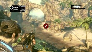 Gears Of War 3 Horde Mode Round 50 Ultimate Strategy