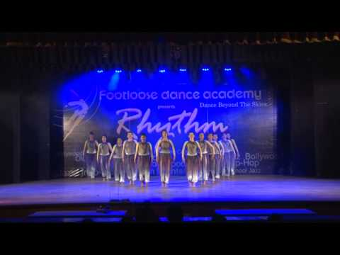 Footloose Dance Academy:rhythm 2012:afreen Afreen 9371209951 video