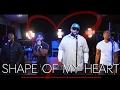 Shape of My Heart - Backstreet Boys (AHMIR R&B Group cover) MP3