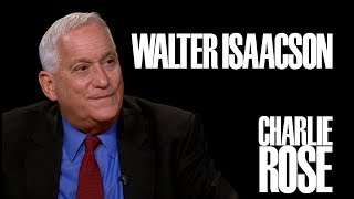 Walter Isaacson   Charlie Rose