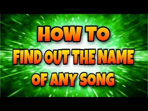 How To Find Out Any Songs Name (And Lyrics Too) Without Any App