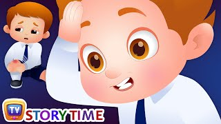 ChaCha Feels Sorry - ChuChuTV Good Habits Moral Stories for Kids