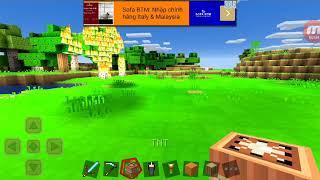 Minecraft nghich ngu TNT part 2
