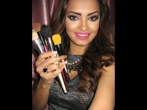 Makeup Brushes & Uses - Complete Guide To Makeup Brushes video