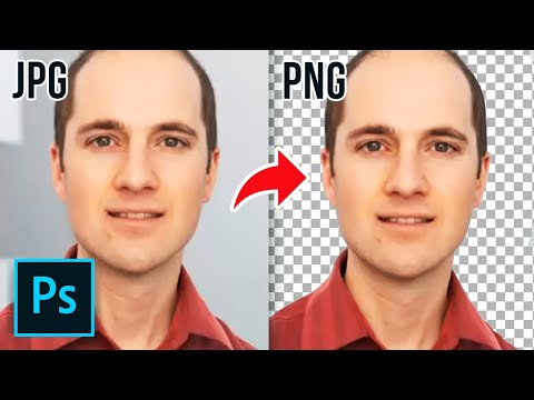 How to Make a Transparent PNG