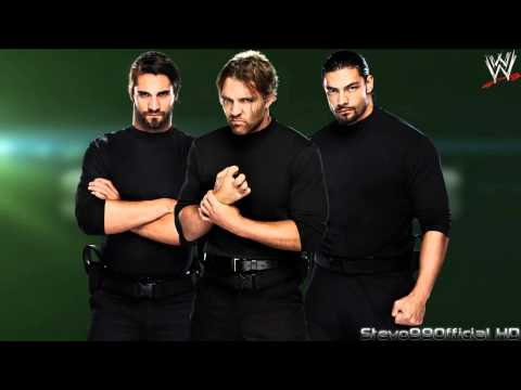 Wwe: The Shield 1st Entrance Theme (titantron Rip - Not Full) - Jim Johnston video