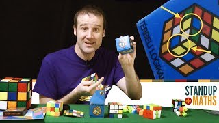 Impossible Rubik's Cubes