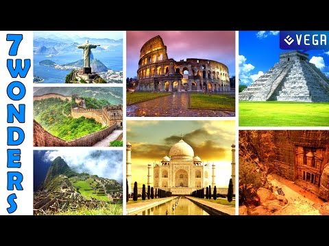 A Guide to the 7 Wonders of the Ancient World  ThoughtCo