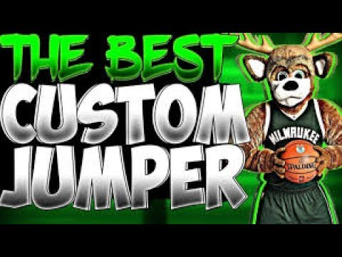 SECRET BEST CUSTOM JUMPSHOT IN NBA 2K17!!! STRAIGHT GREENLIGHTS